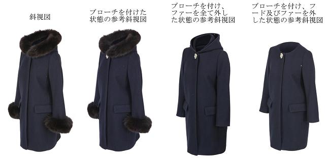本件コート